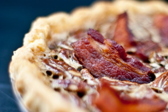 no recipes features a bacon and bourbon pecan pie the perfect mix of ...