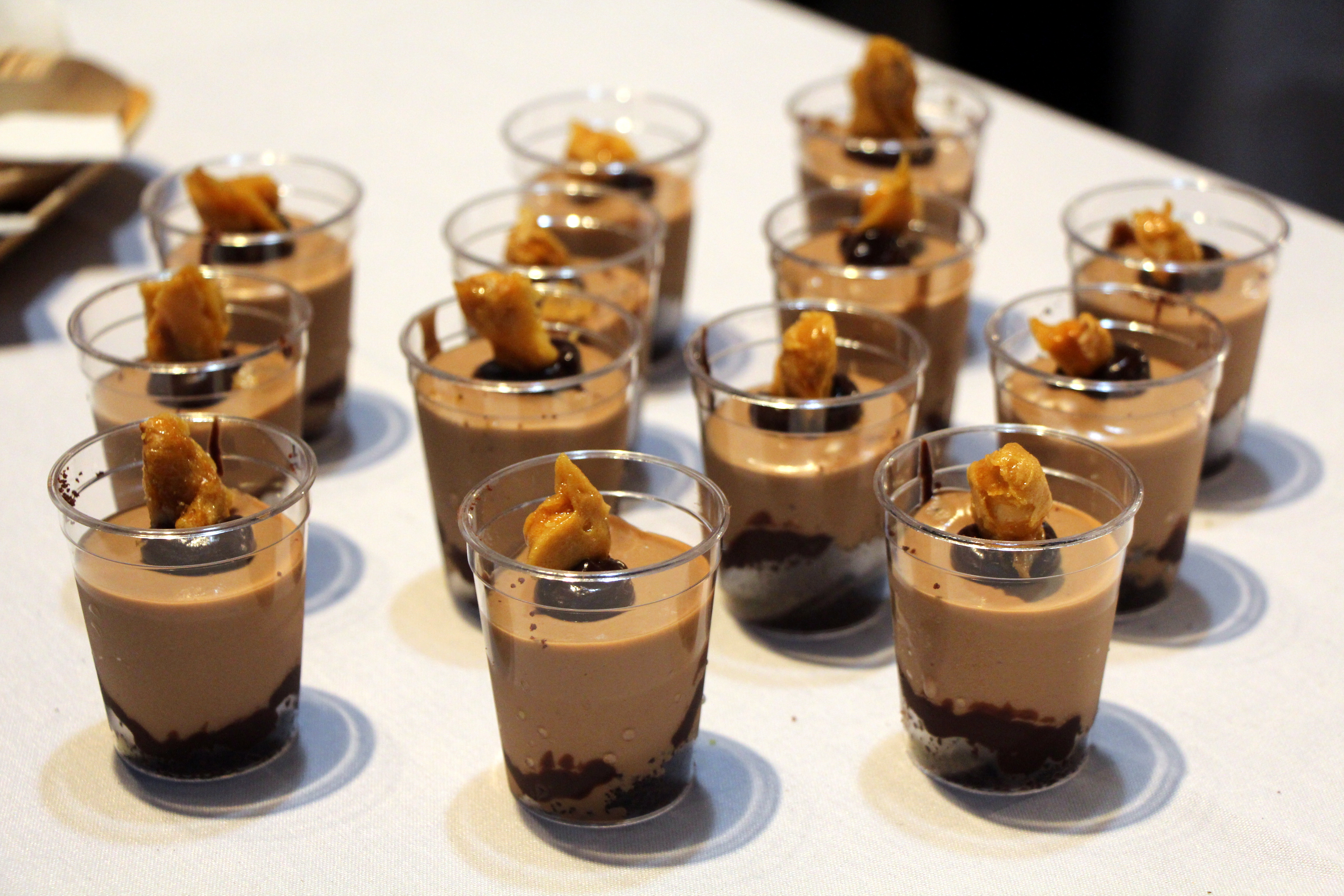 Feasting at feastival 2013 penn app tit for Mousse rembourrage canape