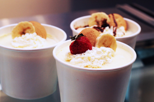 Sweet Life's banana pudding, in three flavors, is its most popular product - a well-deserved title!