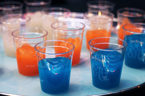 Fat Tuesday's Daiquiris will take you right back to spring break.
